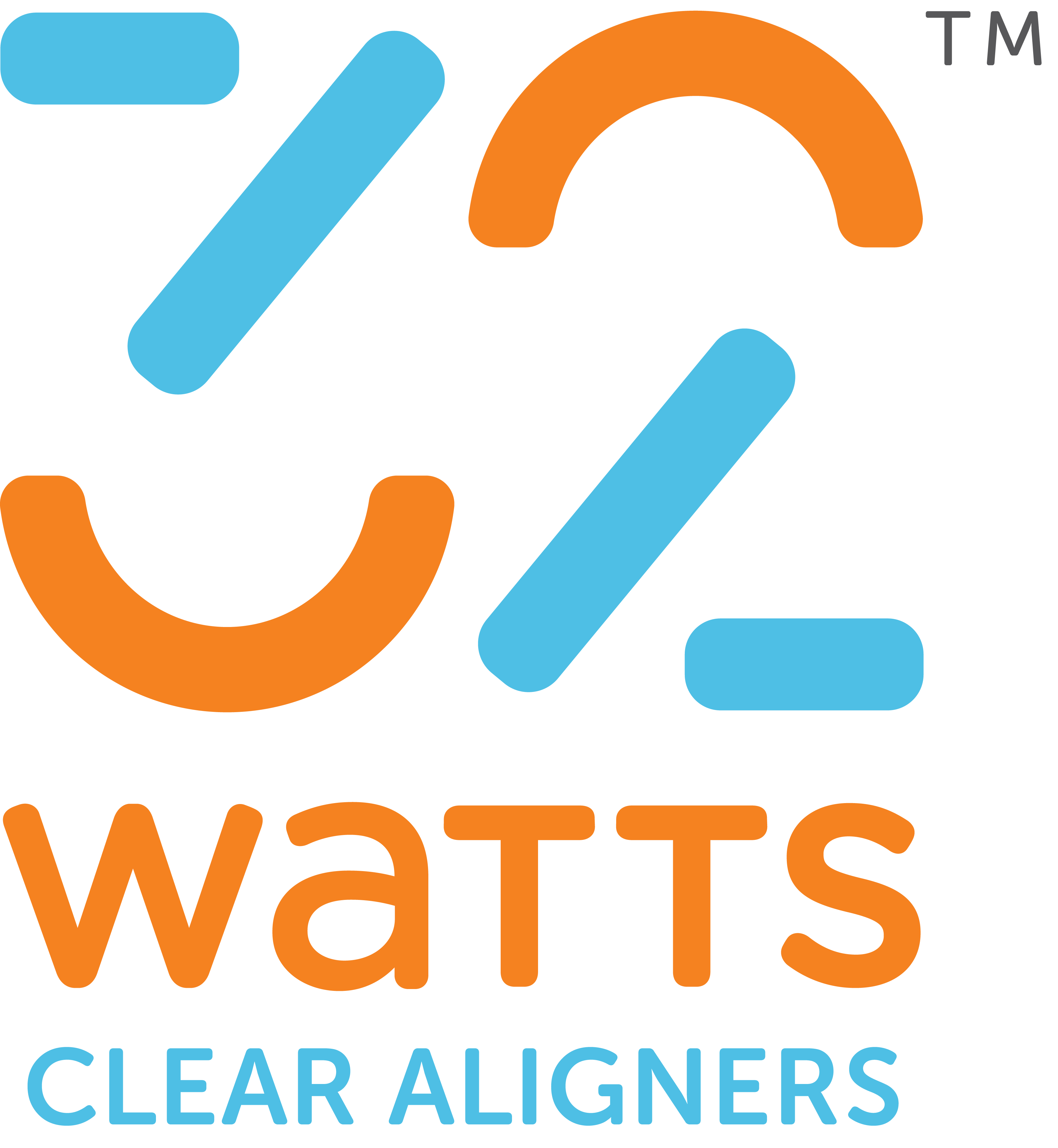 32 Watts Clear Aligners